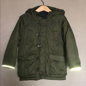 GAP puffer super warm/cozy